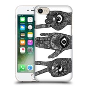 Official Joel Gratte Black And White Three Amigos Hard Back Case For Apple Iphone 7