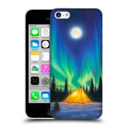 Official Chuck Black Landscape A Beautiful Life Hard Back Case For Apple Iphone 5C