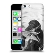 Official Chuck Black Wildlife And Animals Man'S Best Friend Hard Back Case For Apple Iphone 5C