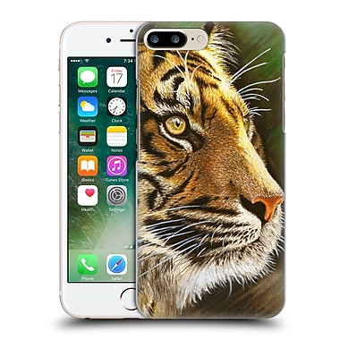 Official Chuck Black Big Cats Into The Jungle Hard Back Case For Apple Iphone 7 Plus