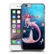 Official Rachel Anderson Mermaids Aurelia Hard Back Case For Apple Iphone 6 / 6S