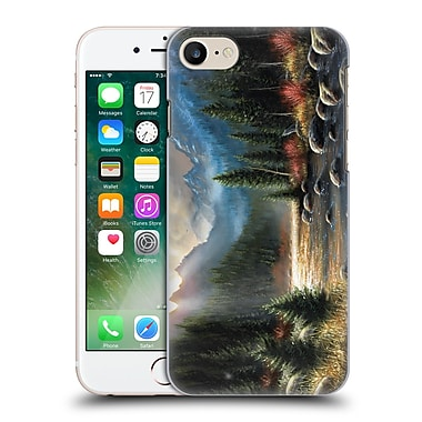 Official Chuck Black Landscape The Calling Hard Back Case For Apple Iphone 7