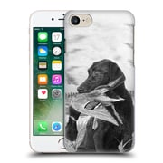Official Chuck Black Wildlife And Animals Man'S Best Friend Hard Back Case For Apple Iphone 7