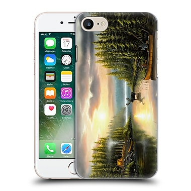 Official Chuck Black Landscape Memories With Dad Hard Back Case For Apple Iphone 7