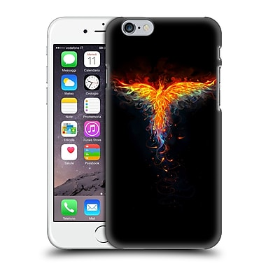Official Christos Karapanos Phoenix 2 Bird 3 Hard Back Case For Apple Iphone 6 / 6S