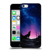 Official Chuck Black Canine Starry Nights Hard Back Case For Apple Iphone 5C