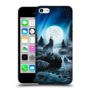 Official Chuck Black Canine Spirits Of The Wild Hard Back Case For Apple Iphone 5C