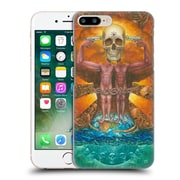 Official Rusty Sherrill Artworks Hate Hard Back Case For Apple Iphone 7 Plus