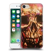 Official Rock Demarco Painted Art Rock Skull Hard Back Case For Apple Iphone 7