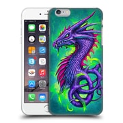 Official Christos Karapanos Dragons Poison Hard Back Case For Apple Iphone 6 Plus / 6S Plus