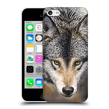 Official Chuck Black Canine Nature'S Beauty Hard Back Case For Apple Iphone 5C