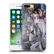 Official Christmas Mix Winter Wonderland Nicky Boehme Bringing Joy And Happiness Hard Back Case For Apple Iphone 7 Plus
