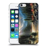Official Chuck Black Landscape The Calling Hard Back Case For Apple Iphone 5 / 5S / Se
