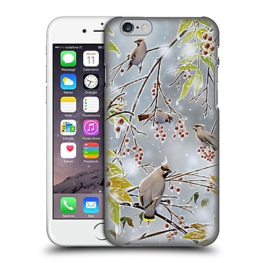 Official Chuck Black Bird Art Tropical Paradise Hard Back Case For Apple Iphone 6 / 6S