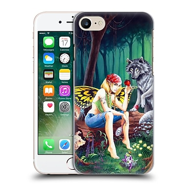 Official Ruth Thompson Fairies Mirror Mirroral Hard Back Case For Apple Iphone 7