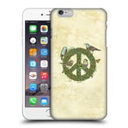 Official Rachel Caldwell Love And Peace Talks Hard Back Case For Apple Iphone 6 Plus / 6S Plus