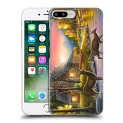Official Chuck Black Cabin River'S Crossing Hard Back Case For Apple Iphone 7 Plus