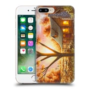 Official Chuck Black Cabin Fall Memories Hard Back Case For Apple Iphone 7 Plus