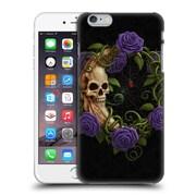 Official Christos Karapanos Horror Skeleton Moon Purple Hard Back Case For Apple Iphone 6 Plus / 6S Plus