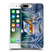 Official Chuck Black Cabin Nighttime Prowl Hard Back Case For Apple Iphone 7 Plus