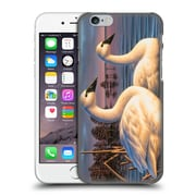 Official Chuck Black Bird Art Evening Tundras Hard Back Case For Apple Iphone 6 / 6S