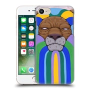Official Ric Stultz Animals Head Of The Pride Hard Back Case For Apple Iphone 7