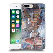 Official Christmas Mix Winter Wonderland Nicky Boehme Good Old Days Hard Back Case For Apple Iphone 7 Plus