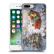 Official Christmas Mix Winter Wonderland Nicky Boehme Tis The Night Before Hard Back Case For Apple Iphone 7 Plus