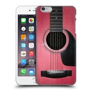 Official Nicklas Gustafsson Retro Vintage Guitar Pink Hard Back Case For Apple Iphone 6 Plus / 6S Plus