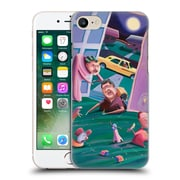 Official Rock Demarco Illustrations The Accidental Creation Of Miniature Golf Hard Back Case For Apple Iphone 7