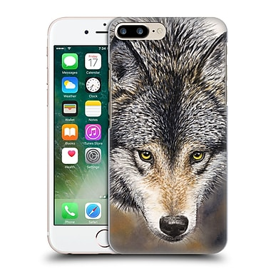 Official Chuck Black Canine Nature'S Beauty Hard Back Case For Apple Iphone 7 Plus