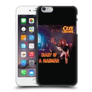 Official Ozzy Osbourne Album Cover Art Diary Of A Madman Hard Back Case For Apple Iphone 6 Plus / 6S Plus