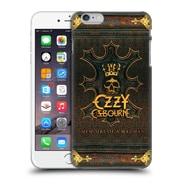 Official Ozzy Osbourne Album Cover Art Memoirs Of A Madman Hard Back Case For Apple Iphone 6 Plus / 6S Plus