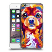 Official Dawgart Dogs King Charles Spaniel Hard Back Case For Apple Iphone 6 / 6S