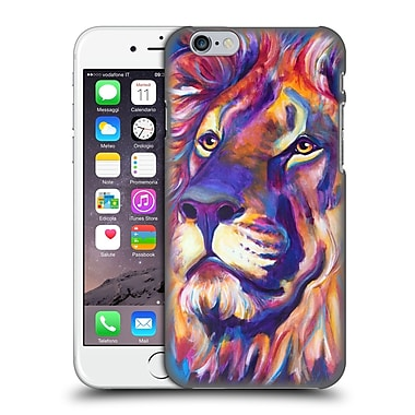 Official Dawgart Wildlife Lion Cecil Hard Back Case For Apple Iphone 6 / 6S