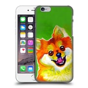 Official Dawgart Dogs 2 Pomeranian Tiger Hard Back Case For Apple Iphone 6 / 6S