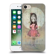 Official Rusty Sherrill Artworks Lucy The Little Robot Hard Back Case For Apple Iphone 7