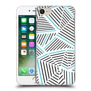 Official Project M Abstract Linear Electric Hard Back Case For Apple Iphone 7