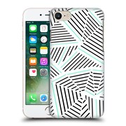 Official Project M Abstract Linear Mint Hard Back Case For Apple Iphone 7