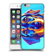 Official Dawgart Dogs Dachsund Oscar Hard Back Case For Apple Iphone 6 Plus / 6S Plus