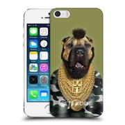 Official Pets Rock Celebrities Fool Hard Back Case For Apple Iphone 5 / 5S / Se