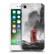 Official Daniel Conway Surreal Scenery Phonebooth Hard Back Case For Apple Iphone 7