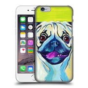 Official Dawgart Dogs Puglicious Hard Back Case For Apple Iphone 6 / 6S