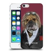 Official Pets Rock Celebrities Gege Hard Back Case For Apple Iphone 5 / 5S / Se