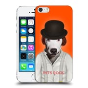Official Pets Rock Celebrities Dystopia Hard Back Case For Apple Iphone 5 / 5S / Se