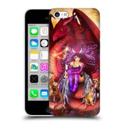 Official Ruth Thompson Dragons Capricorn Hard Back Case For Apple Iphone 5C