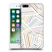 Official Project M Abstract Linear Rainbow Zoom Hard Back Case For Apple Iphone 7 Plus