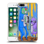 Official Ric Stultz Robotic Animals Happy To Share Hard Back Case For Apple Iphone 7 Plus