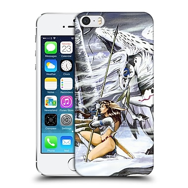 Official Ruth Thompson Forest Guardian Rites Of Winter Hard Back Case For Apple Iphone 5 / 5S / Se
