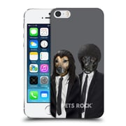 Official Pets Rock Celebrities 2 Hit Dogs Hard Back Case For Apple Iphone 5 / 5S / Se